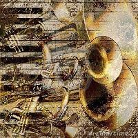 Original American Jazz music event Logo
