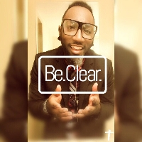 Be.Clear. Logo
