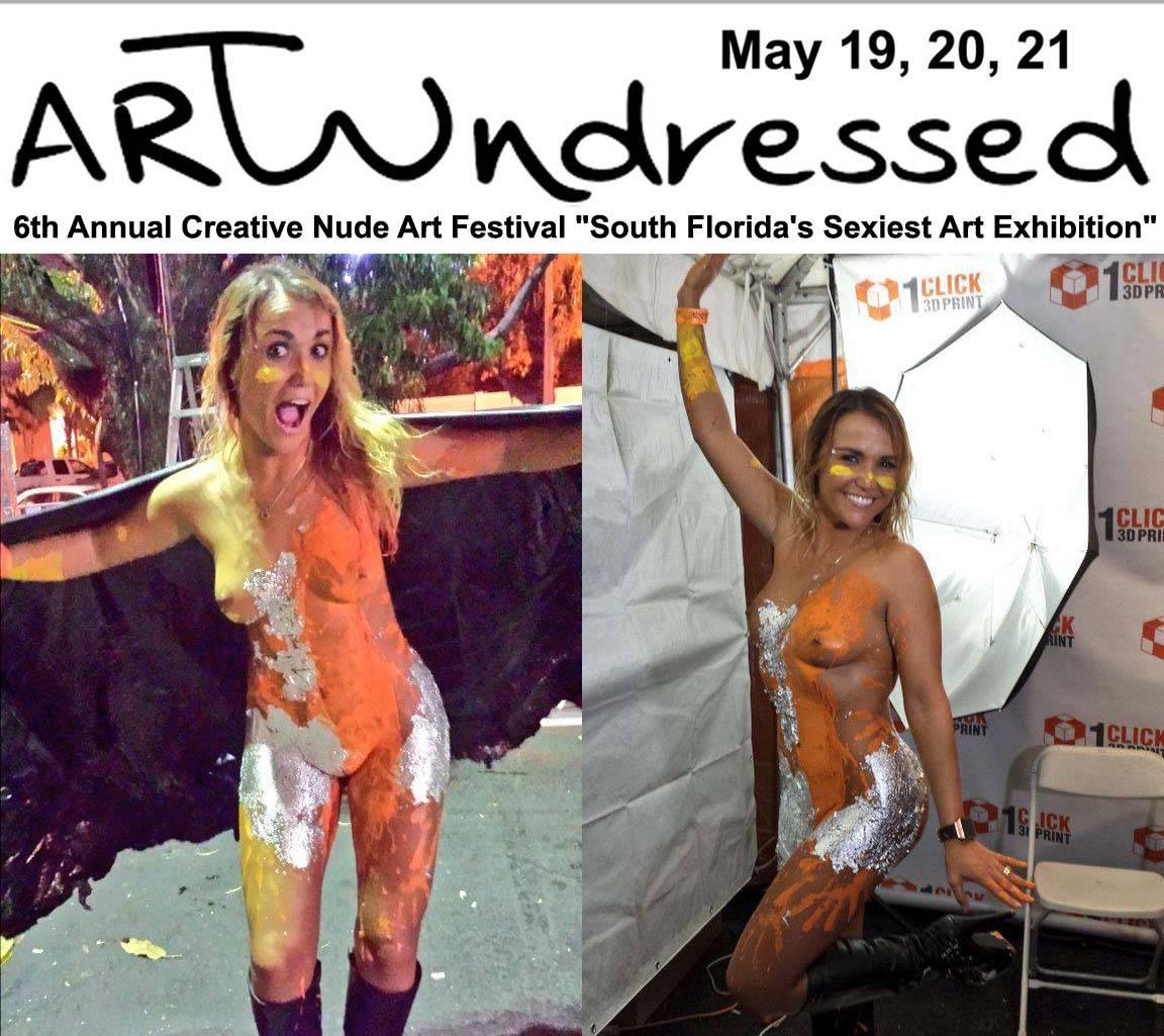 Sculpture naked hk art fair 09