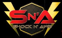 Shock N Awe 23 Logo