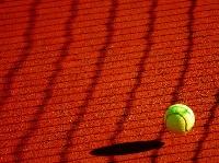 Tennis match Logo