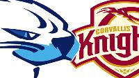 LIVE: Corvallis Knights vs Victoria HarbourCats Logo