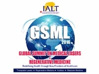 Global Summit on Medical Laser & Regenerative Medicine Logo