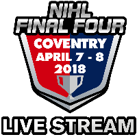 NIHL Finals Weekend 2018 Logo