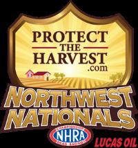 NHRA Northwest Nationals, Seattle, WA - Sunday - AUDIO Only Logo