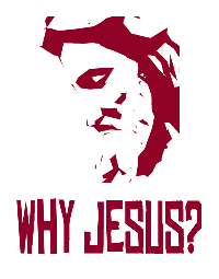 Why Jesus 2016 Apologetics Conference Logo
