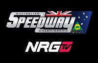On Demand: Australian Speedway Championship Round 2 Undera Victoria Logo