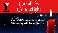 YMCA Carols by Candlelight Logo