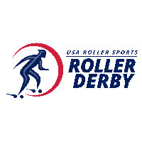USARS - Roller Derby - Track 2 - July 15th - 1 Day Pass Logo