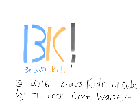 Bravo Kids (Turner) Logo