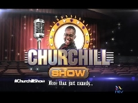 Churchill Show Rhumba Edition - Livestream Logo