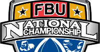 Indiana 7th vs South Dakota 7th (FBU Football) Logo