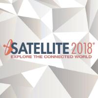SATELLITE 2018 Conference Logo