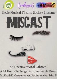 KMTS Miscast! Logo