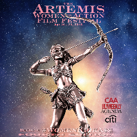 Artemis Women in Action Film Festival 2018, MONSTERS AND GHOSTS, OH MY Logo