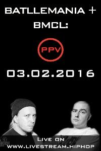 BATTLEMANIA + BMCL : FRESH POLAKKE vs MC MAIK Logo