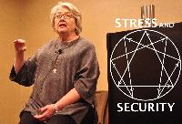 The Enneagram: Movement in Stress Logo
