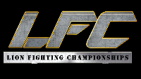 Lion Fighting Championships 9 Logo