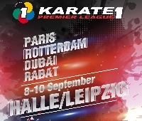 Karate 1 - Premier League Halle/Leipzig 2017 Logo