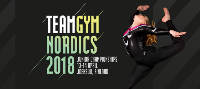 TeamGym Nordics 2018 [Replay] Logo