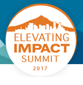 Elevating Impact 2017 Logo
