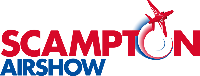 Scampton Airshow 2017 Day 2 Sunday Live Logo