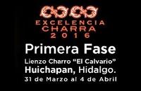 Sábado - Primera Fase del Circuito Excelencia Charra FORD 2016 Logo