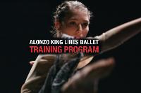 LINES Ballet Training Program Winter Showcase 2017 Logo