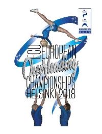 ECU Europeans 2018 Logo