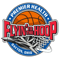 Flyin' To The Hoop: Sidney (OH) vs. Fairmont (OH) Logo