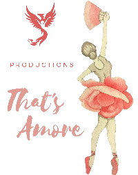 2018 Dance Out Loud Productions That's Amore (REPLAY) Logo