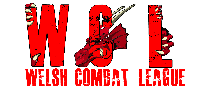 Welsh Combat League 3 - Charity Bash @ The Big House Logo