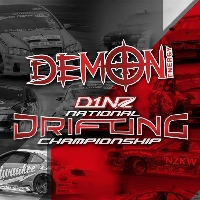 Demon Energy D1NZ Drifting: R1 Dunedin 2016 (FREE Practice & Qual) Logo