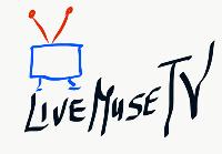 LiveMuseTV Pilot Episode! (REPLAY) Logo