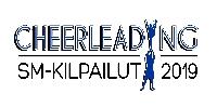 Cheerleading SM-kilpailut 2019 Logo
