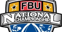 KC Metro 6th vs Indiana 6th (FBU Football Championship) Logo