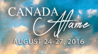 Canada Aflame Logo