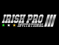 Irish Pro Invitational III Powerlifting Logo