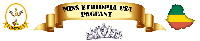 Miss Ethiopia USA Pageant 2017 Logo