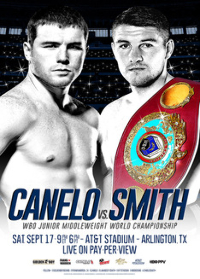 Canelo Vs. Smith Logo