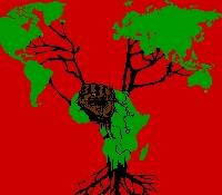 Indigenous Rootz in Modern Afro-Asiatic Culture:IFÁ & Àràbà Ẹlẹ́buìbọn Logo