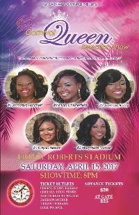 65th Carnival Queen Selection Show Logo