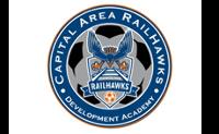 Capital Area RailHawks U14 USSDA vs SC United Battery U14 USSDA Logo