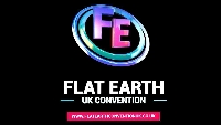 Flat Earth UK Convention Live Logo