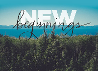 New Beginnings Conference 2018 Logo