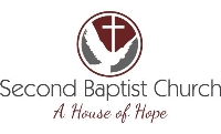 Second Baptist Live Logo