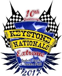 REPLAY-FRIDAY: Keystone Nationals 2017 Logo