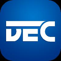 A-List Artist Live on the Digital Entertainment Club www.DECTV.world Logo