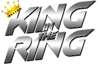 KING IN THE RING SUPER HEAVYWEIGHTS Logo