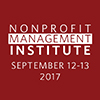 Nonprofit Management Institute 2017 Logo